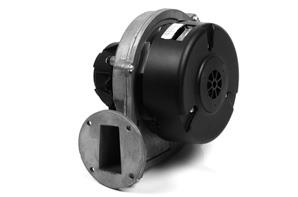 Brushless centrifugal blower